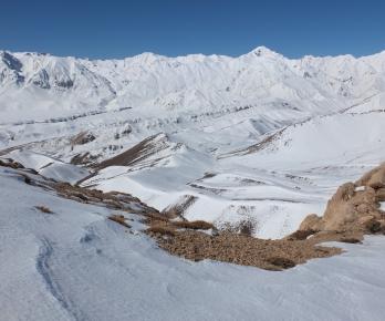 Iran Zagros Ski Randonnée Touring