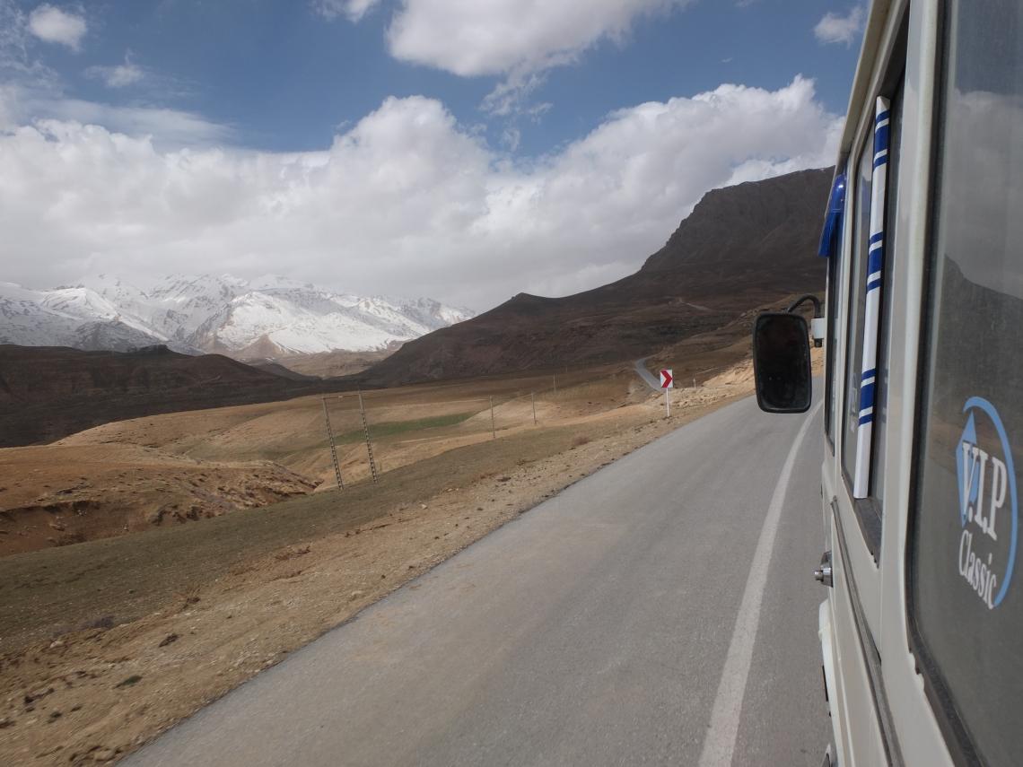 Iran Zagros Ski
