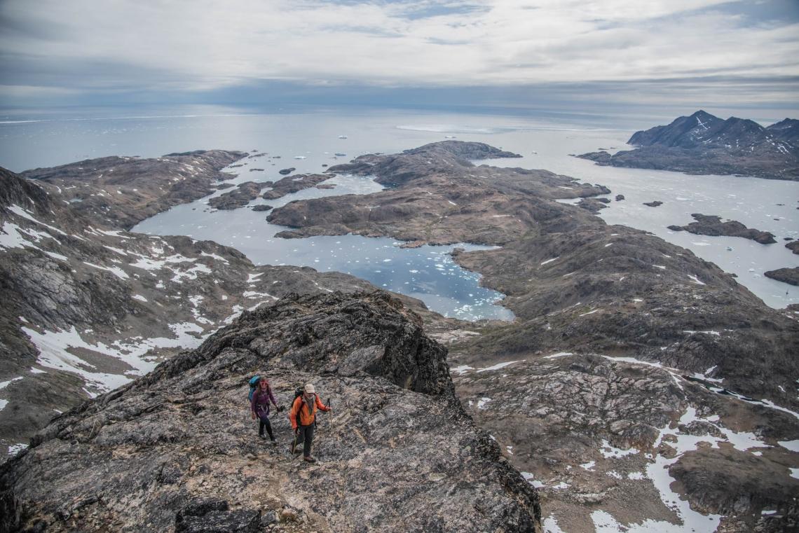 Auroraarktika est-Groenland