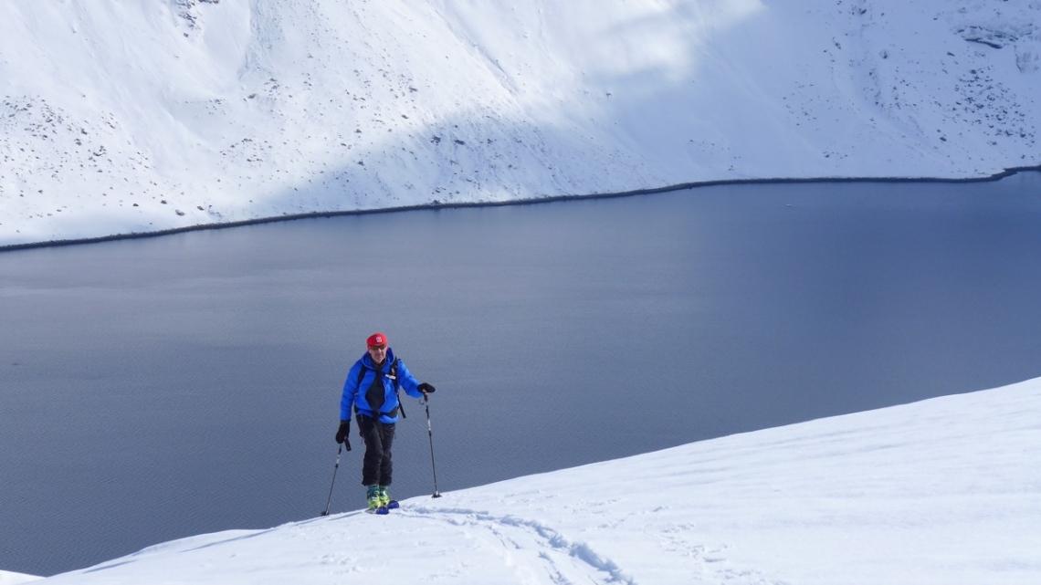 rando ski mer