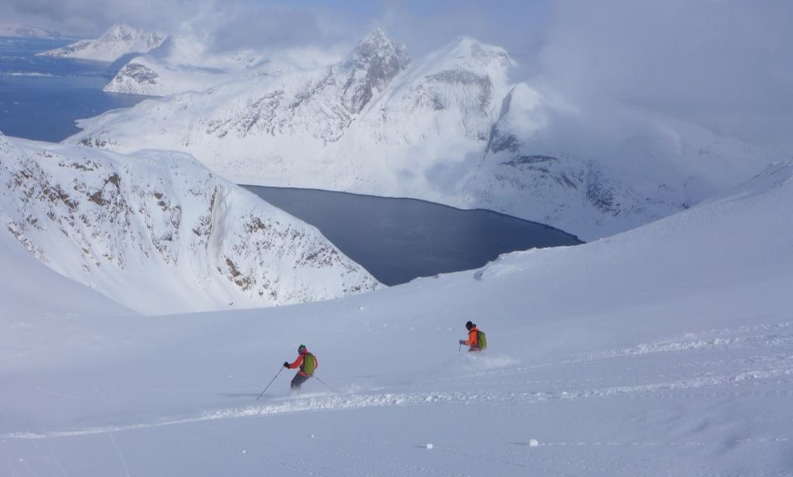 groenland ski